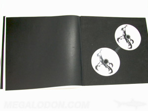 Vinyl LP Size CD Book foam insert