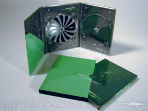 Multi-Disc CD and DVD replication and packaging