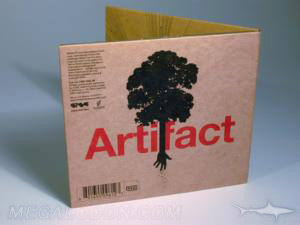 fibreboard digipak packaging