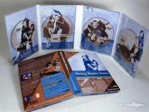 Tall DVD digipak Replication and Packaging