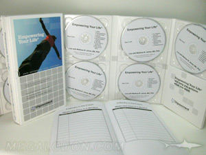 Slipcase set for multidisc packaging