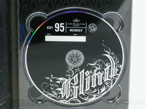 CD Disc Serial Number Custom Limited Edition