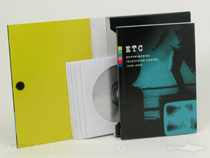 creative cd packaging velcro tab