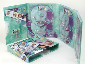 Slipcase set 6disc digipak 8pp