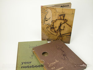 cd jacket Matte stocks and finishes earth tones eco friendly
