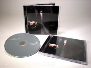 CD and DVD amaray style packaging