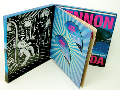 Unique cd album covers, 2 disc box set custom packaging and replication