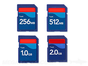 memory card manufacturing