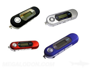 mp3 player manufacturing red blue black silver