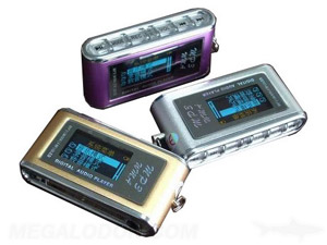 MP3 003 audio player 200652420314470393