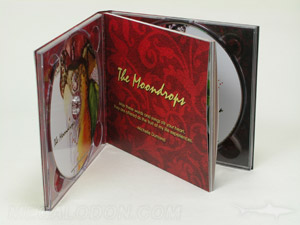 Double cd Digipak
