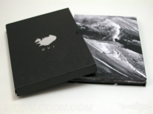 SLipcase Set DVD Book Packaging