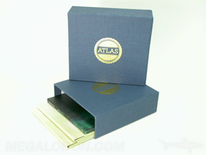multidisc packaging and manufacturing slip case box set