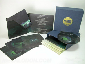 multidisc packaging and manufacturing slipcase box set with jackets and art cards