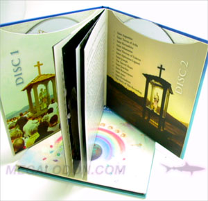 christian media replication set multidisc 2cd