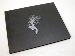 Custom CD Packaging 2CD Book album with swinging sleeve and inner pages