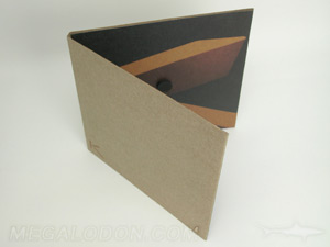 creative cd packaging magnets in folder panels
