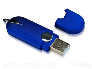 USB 101 plastic case 200643014493384904