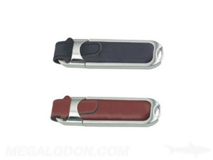 leather and metal usb drive manufacturing