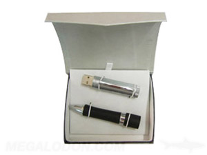usb pen with gift box packaging