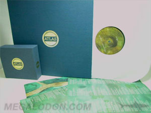 creative linen vinyl packaging 12inch 5inch set collection