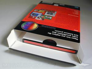 Custom CD Box Software