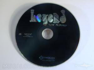metallic ink disc printing