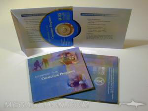 CD and DVD mailer