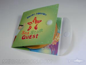 cd pop up pack mailer