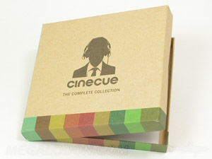 CD chipboard box set