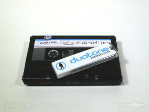 duotone11 foam usb box