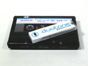 duotone12 foam usb box