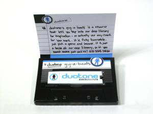 duotone2 foam usb box