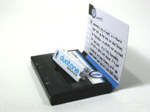 duotone9 foam usb box