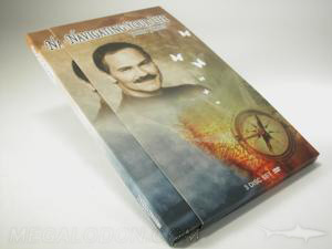 Tube Slipcase Packaging on 10inch Tall DVD set
