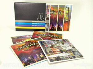 multi disc cd slipcase with jackets