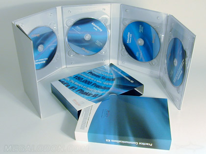 digipak multidisc slipcase box set 4disc dvd 8pp tall digi