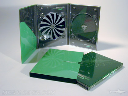 custom digipak set gloss lamination