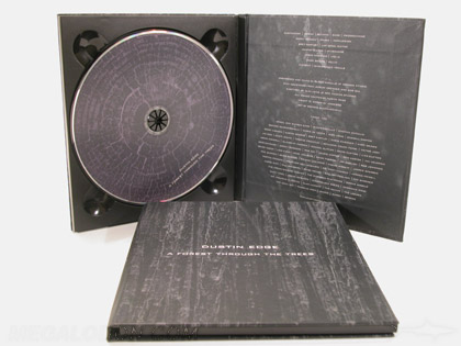 digipak widescreen 5inch tray horizontal