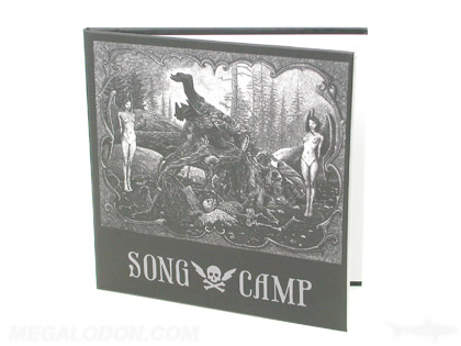 vintage cd LP packaging
