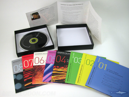 Multidisc Box set packaging multi cd titles one set