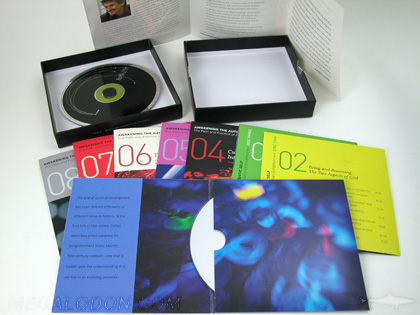 cd box with hub and discs in sleeves 2pp jacket collection