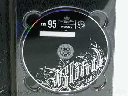 serialized disc printing cd dvd limited edition