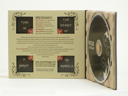 custom die packaging windows dvd digipak paper tray