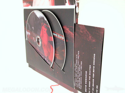 Multidisc dvd book 2 disc set