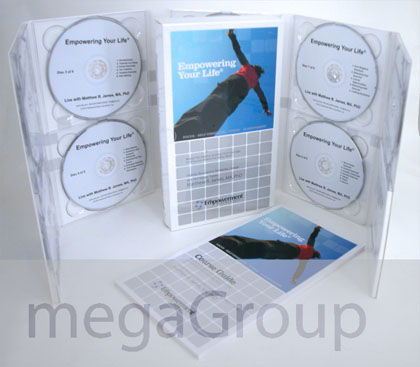 multidisc digipaks sets 10 inch tall disc packaging 10 cds dvds