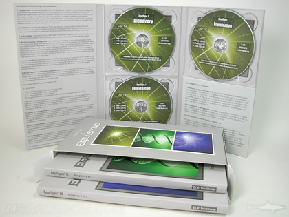 multi volume slipcase 9disc box set