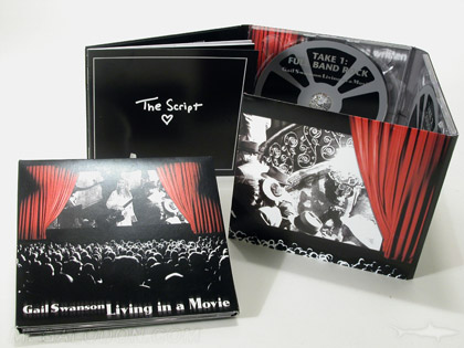 Two CD Set Packaging 8pp digipak with glued booklet and slipcase