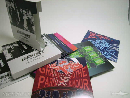 CD Slipcase for multiple jacket collection