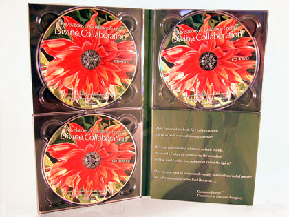 Printed foam tray dvd pacakging cd book option